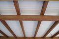 Poutres apparentes - Lambris PVC pour plafond - Cabex, Martinique, Guadeloupe, Guyane