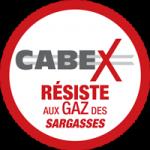 CABEX résiste aux gaz des sargasses